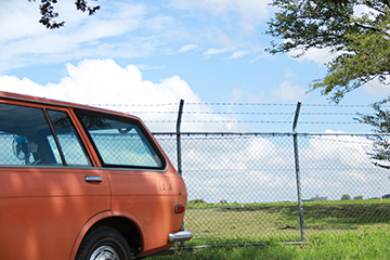 2015.8 1972 Datsun 510 wagon入間基地 GARAGELAND
