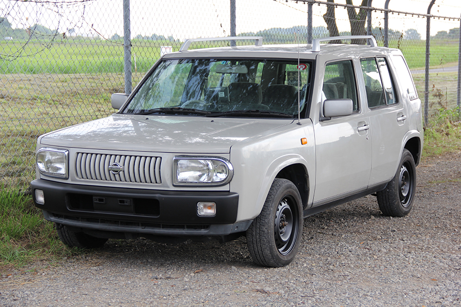 平成11年 日産ラシーン ft TYPE2 4WD 142,000キロ