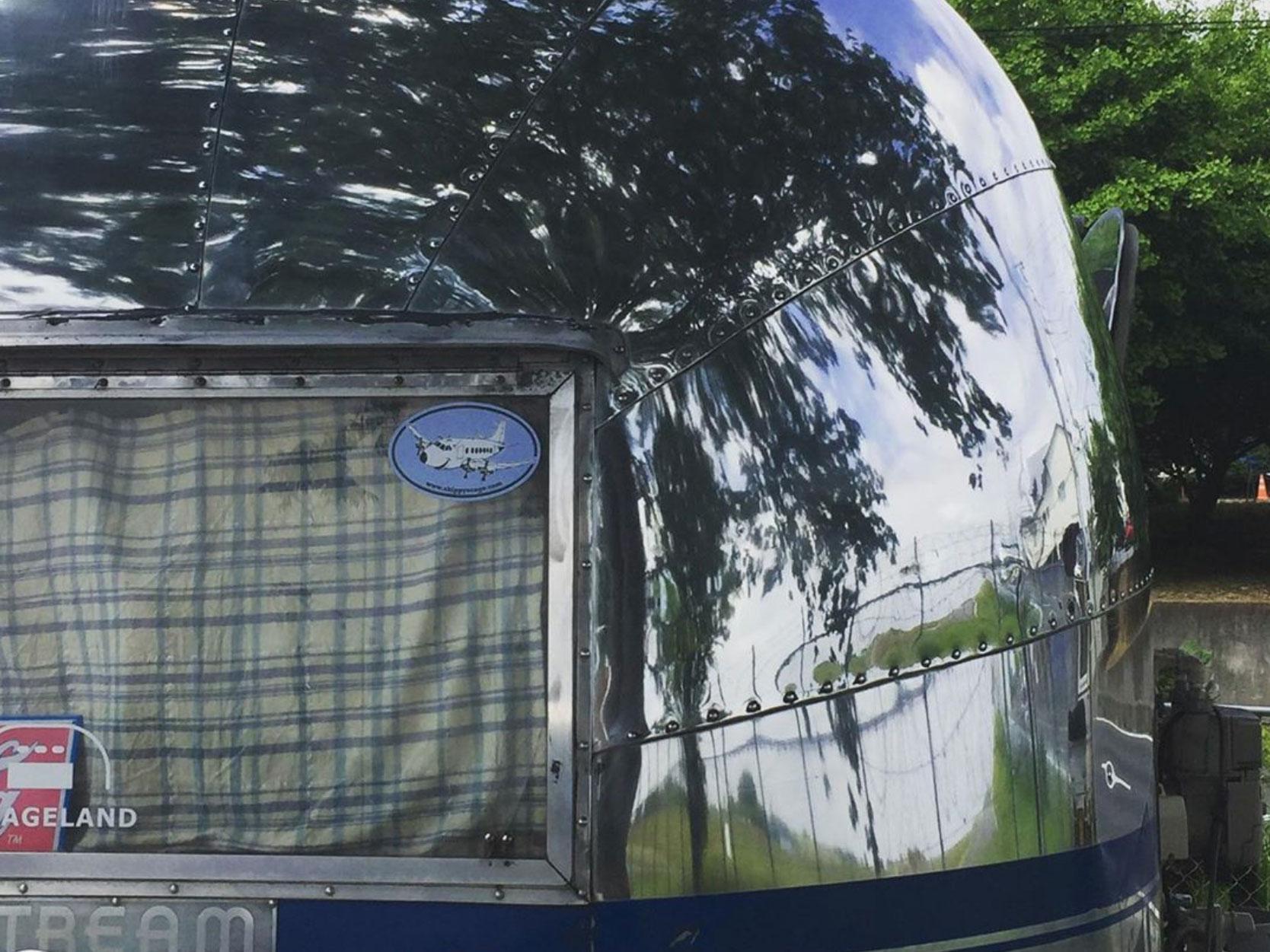 株式会社ガレージランド エアストリーム 輸入販売 在庫車 ヴィンテージ 埼玉県